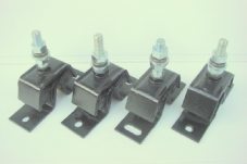 Yanmar 1GM 1GM10 Engine Mounts